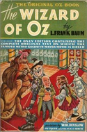 Wizard of Oz by Frank L Baum (1939)