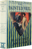 The Painted Veil by Somerset Maugham