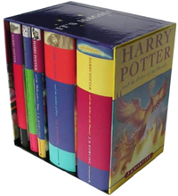 Harry Potter Box Set by J.K. Rowling