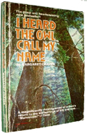 a summary of the novel i heard the owl call my name by margaret craven I heard the owl call my name by margaret craven and a great selection of  similar used,  synopsis:-one of a series of top-quality fiction for schools   genre: children`s general- this paperback book the publishing house is pan in  1974 it.
