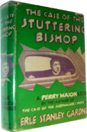 The Case of the Stuttering Bishop by Erle Stanley Gardner