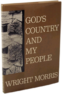 God's Country and My People by Wright Morris (1968)