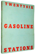 Twentysix Gasoline Stations by Edward Ruscha (1962)