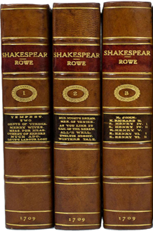 the true author of shakespeares works Doubters started questioning the true the theory of an alternate author has flirted our interpretation of shakespeare's works would be.