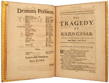 essay on julius caesar by william shakespeare By william shakespeare  the play takes place in ancient rome, just after julius  caesar has defeated pompey and his sons and returned to rome in triumph.