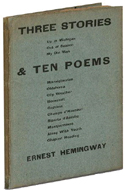 Three Stories and Ten Poems by Ernest Hemingway