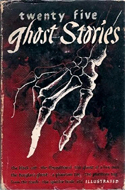 Twenty-Five Ghost Stories edited by E. Bob Holland