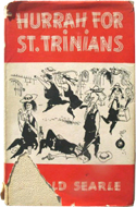 Hurrah For St Trinians by Ronald Searle, 1948