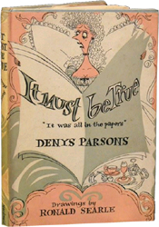 It Must Be True by Denys Parsons, illustrated by Ronald Searle