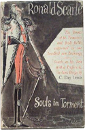 Souls in Torment by Ronald Searle, 1953