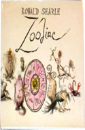 Zoodiac by Ronald Searle, 1977