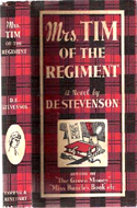 Mrs. Tim of the Regiment by D. E. Stevenson