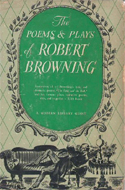 Poems and Plays of Robert Browning