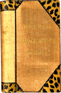 Three Years in Savage Africa by Lionel Decle