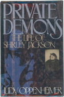Private Demons by Judy Oppenheimer