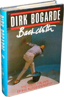 Backcloth by Dirk Bogarde