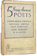 5 Young American Poets Inscribed by John Berryman