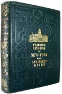 Francis's New Guide to the Cities of New-York and Brooklyn, and the Vicinity by C.S. Francis