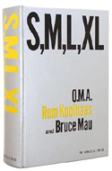 S, M, L, XL by Rem Koolhas, Bruce Mau