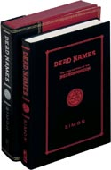 book of dead names