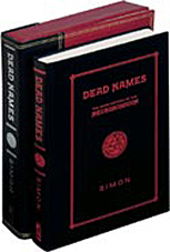 Dead Names: The Dark History of the Necronomicon by Simon