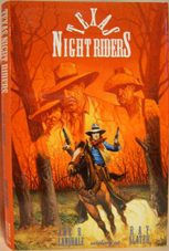 Texas Night Riders by Joe R. Lansdale