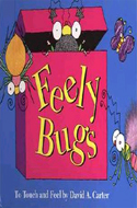 Feely Bugs by David Carter