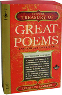 A Treasury of Great Poems: English and American by Louis Untermeyer