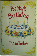 Becky's Birthday by Tasha Tudor