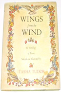 Wings from the Wind by J. B. Lippincott, illustrated by Tasha Tudor