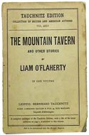 The Mountain Tavern and Other Stories by Liam O'Flaherty
