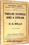 Twelve Stories and a Dream by H.G. Wells