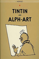 Tintin and the Alph-Art by Hergé