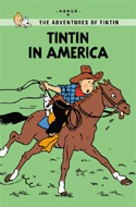 Tintin in America by Hergé