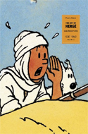 The Art of Hergé (3 vols) by Philippe Goddin