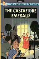 The Castafiore Emerald by Hergé