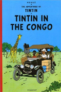 Tintin in the Congo by Hergé