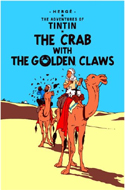 The Crab with the Golden Claws by Herg�