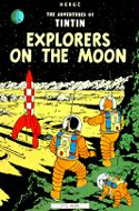 Explorers on the Moon by Herg�