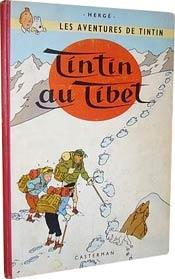 Tintin au Tibet by Hergé