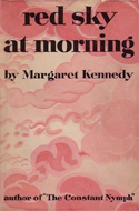 Red Sky at Morning by Margaret Kennedy
