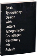 Basic Typography: Design with Letters by Ruedi Ruegg (1989)