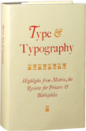 Type and Typography edited by John & Rose Randle (2003)