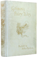 Grimm�s Fairy Tales illustrated by Arthur Rackham