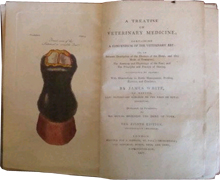 A Treatise on Veterinary Medicine by James White (1807)