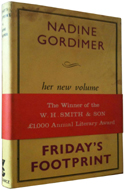 Friday's Footprint by Nadine Gordimer