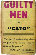 Guilty Man by Cato