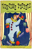 Fun-Time Puppets by Carrie Rasmussen (1952)