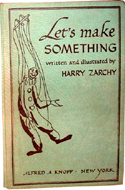 Let�s Make Something by Harry Zarchy (1941)