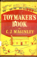 Toymaker's Book by C.J. Maginley (1948)